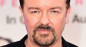 Ricky Gervais on how to get rid of red back spiders