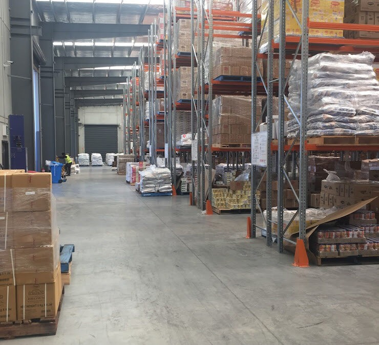 Warehouse Pest Control